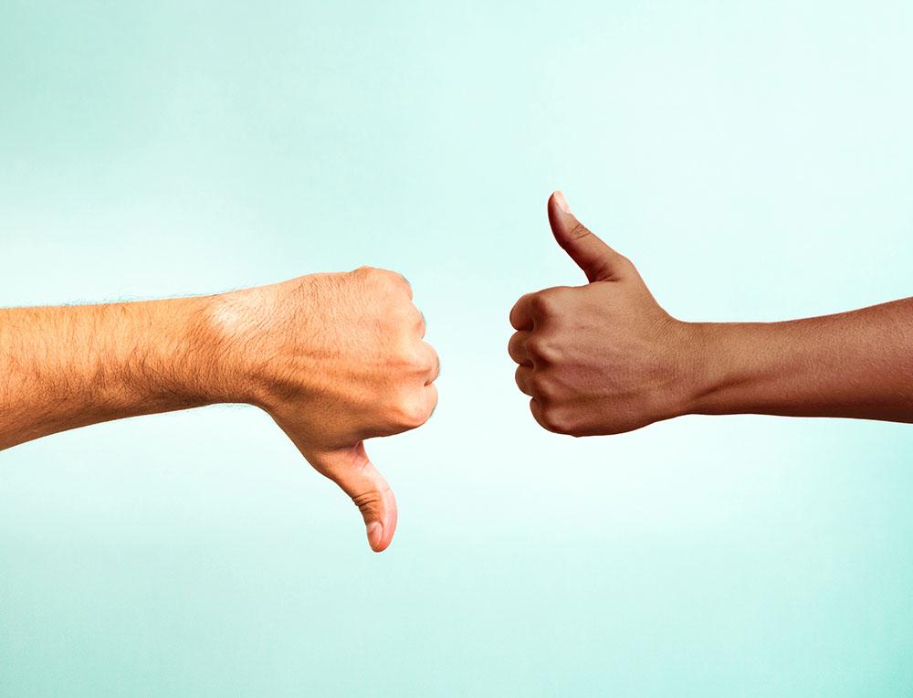 Na Comunicação Assertiva, é preciso como discordar.