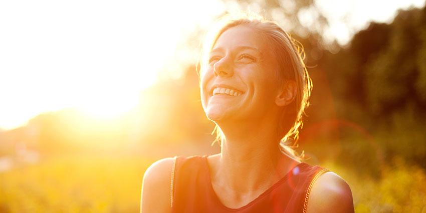 Microexpressões: Alegria