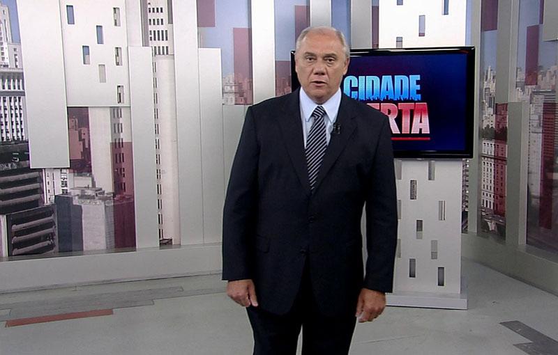 Marcelo Rezende tem comunicação eficazMarcelo Rezende tem comunicação eficaz