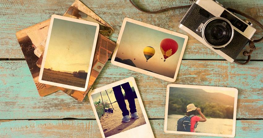 Montar apresentação com fotos