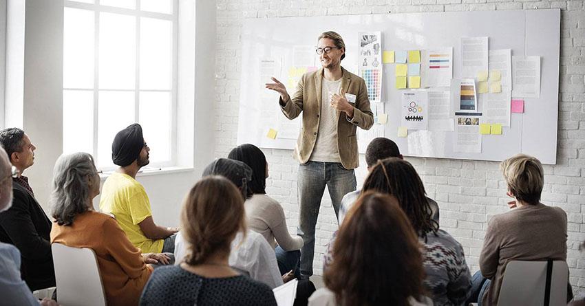 Como fazer palestras que vão além de um discurso bonito!