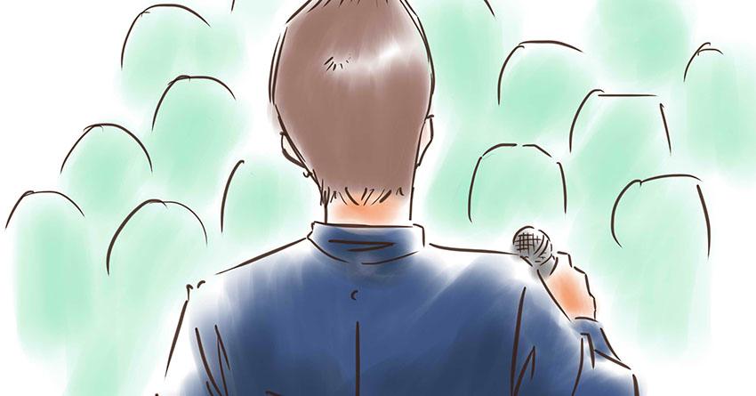 Como fazer bons discursos de agradecimento!
