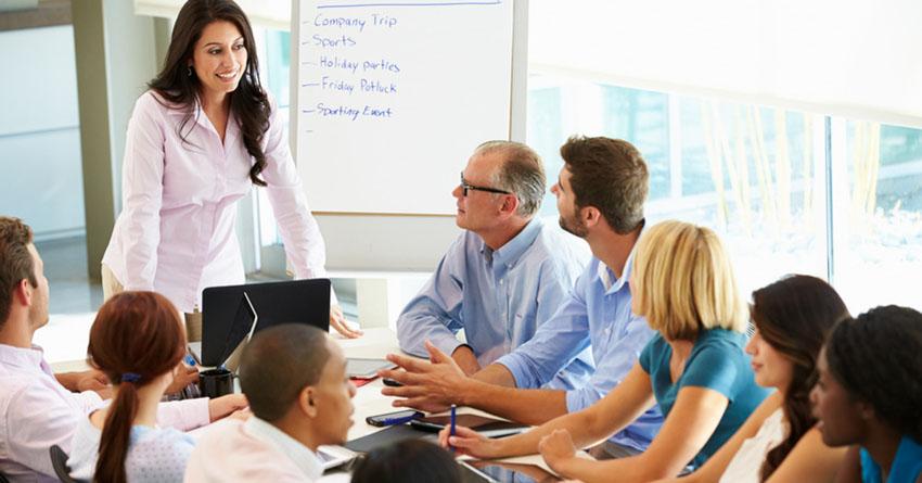 Descubra a importância de um bom treinamento na sua empresa!