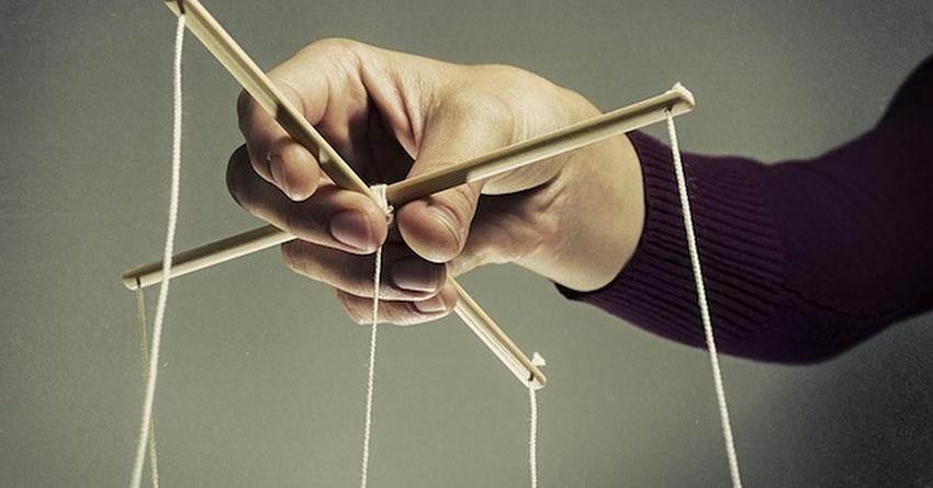 Não tenha medo de ser manipulador!