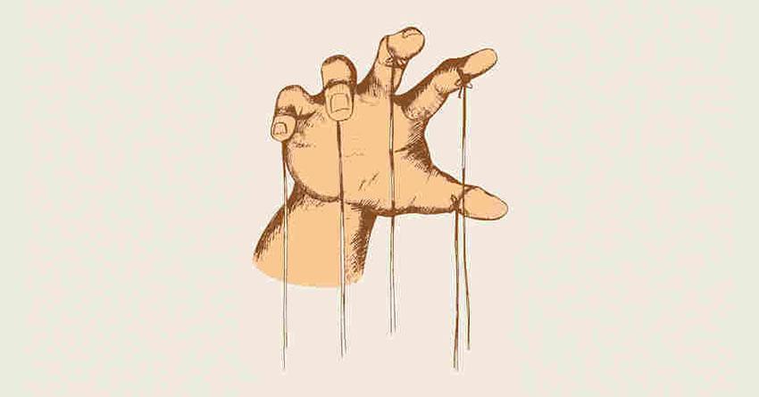 Como manipular alguém sem perceber!