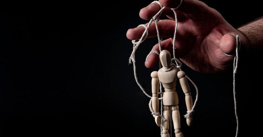 Você tem medo de manipulação de pessoas? Perca agora!